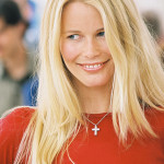 Claudia Schiffer comments on the effect of Powerplate